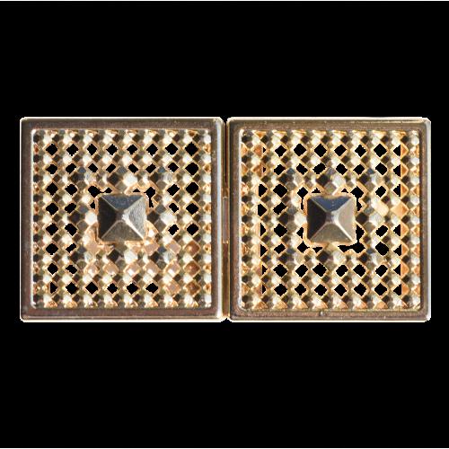Metallschließe 4,5 x 2,3 cm