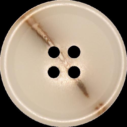Polyesterknopf 15 - 22 mm